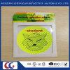선전용 선물 미소 마스크 PVC 사려깊은 스티커