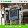 Affichage à LED polychrome de la publicité extérieure P10 de Chipshow SMD