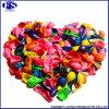 Várias cores que Wedding o balão do hélio da decoração, balão do látex