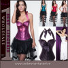 Molto Sexy Hot Lingeries Fashion Bustier Corset per il Fat (TWK1388)