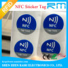 E-Pago Ntag213, Ntag215, etiqueta engomada de Ntag216 NFC RFID