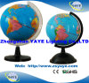 Formato disponibile di Yaye: inglese Globe di 8.5cm-32cm Educational Globe/