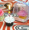 De nieuwe Kaars van de Cake van de Verjaardag van het Ontwerp