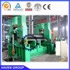 Do rolo W11S-10X5000 superior universal máquina da placa da dobra de aço e de rolamento