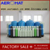 3672樹脂FRPの水処理タンク