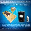 Silicone de moulage par résistance à la chaleur (ISO9001)