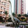 Alquiler exclusivo del traje del dinosaurio de la fabricación de Fwulong para el parque de atracciones (FLDC)