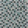 mosaico di vetro del materiale da costruzione di 4mm per la parete