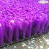 Künstliches Grass und Lawn für Decoration Purple Color