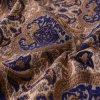 Design piacevole Chenille Fabric 57/58'con Coating