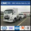 Nuevo Giga Isuzu 4X2 6 Wheeler camión tractor 420CV Euro5 para Manila