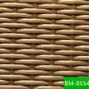 Rotin fort tous temps matériel extérieur de force de schéma d'UVA à vendre (BM-8554)