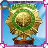 La policía de la alta calidad Badge para la divisa del ejército