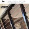 de Duidelijke Vlotter van 36mm/Gevormd/Aangemaakt/de Berijpte Prijs van Comités van de Luifel van het Glas van het Venster