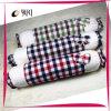 El hilo de algodón teñió controló la almohadilla decorativa del sofá del recorrido de la base de la carrocería de la memoria