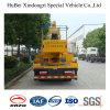 Dongfeng 12m LuchtVrachtwagen van het Werkende Platform met Kraan