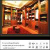 Garderobe Van uitstekende kwaliteit van de Stijl van de douane de Euro Stevige Houten