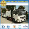 Dongfeng 6 바퀴 125HP 졸작은 7 톤 트럭을 쓰레기 트럭 쓰레기 압축 분쇄기 모은다
