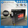 Limiteur de vitesse de véhicule Nxs-3, dispositif électronique de limite de vitesse du bus du prix usine GPS