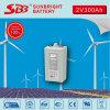 Batería 2V300ah de Opzv para el sistema Telecom