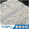 2017 새로운 디자인 폴리에스테에 의하여 뜨개질을 하는 매트리스 직물