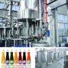 Automatische Saft-Flaschen-Füllmaschine-Zeile