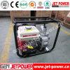 3 pompe à eau portative de l'engine d'essence de Honda de pouce 6.5HP