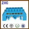 6 * 9 8 * 12 T8-0609 T8-0812 Barre d'alimentation électrique et bloc de bornes à vis en cuivre plastique
