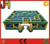 Labirinto gonfiabile gigante del cereale da vendere
