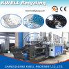 PE pp réutilisant l'extrudeuse, granulatoire d'éclaille, machine en plastique de pelletisation