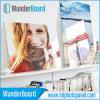 Wunderboard de aluminio de alta calidad Panel de fotos de alta definición para la galería de arte