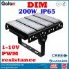 indicatore luminoso del traforo del rimontaggio 200W Dimmable LED della lampada Halide di metallo dell'alogeno di 800W 1000W HPS LED