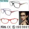 O melhor frame ótico de venda do Eyeglass do acetato da forma para mulheres