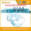 Автоматическая польностью Servo производственная линия пеленки младенца цены машины пеленки младенца