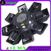 8개의 헤드 애니메니션 UFO 레이저 광