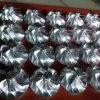 5軸線CNCの機械化のインペラーのタービン急速なプロトタイピングの部品