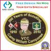 100 Jahre Jahrestags-Andenken-Emblem-Stickerei-für Förderung