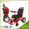 رخيصة خارجيّ آمنة [ألومونوم] يطوي قوة [ليثيوم بتّري] كرسيّ ذو عجلات