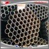 Marca de fábrica hueco negra de Youfa de los tubos de acero del agua y de la construcción de ERW