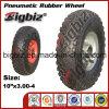판매 고품질 압축 공기를 넣은 고무 바퀴 (3.50-4)