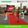 Tela ao ar livre impermeável do vídeo da exposição de diodo emissor de luz P6.67 do arrendamento de Chipshow