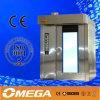 ステンレス製のSteel Prices Rotary Rack Oven (製造業者CE&ISO9001)