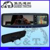 3.5 coche espejo Monitor de navegación GPS con Bluetooth, transmisor FM USB, SD, pantalla táctil (RVG350RA)