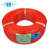 Fil 17AWG de câble des silicones UL3135 rouge/noir