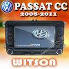 Navegação Passat centímetro cúbico W2-D723V do carro de Witson