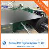 folha geada preta resistente Rolls do PVC de 0.25mm Matt para a impressão da tela