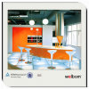 Welbom hohe Glanzfarbe-Küche-Möbel 2016
