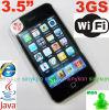 WiFi мобильный телефон 3.5 дюймов (3GS)