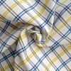 Tela teñida del hilo de algodón (QF13-0219)