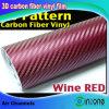 Воздух высокого качества без пузырьков воздуха 3D из углеродного волокна виниловой пленки 3D виниловая пленка наклейки для автоматической обвязки